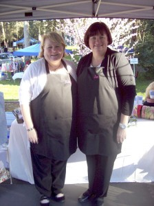 Arjay Creations & Four Red Hens - Debut Event - Castle Hill Community Markets - Aug 2012