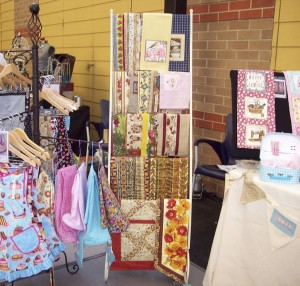 "Arjay Creations & Four Red Hens At Their Second ""Dreamers Markets"" - 16th Mar 2013"