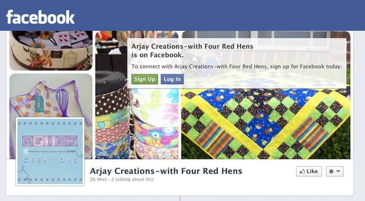 Arjay Creations On Facebook