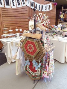 "Arjay Creations & Four Red Hens At Their Third ""Dreamers Markets"" - 19th Oct 2013"