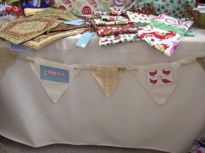 "Arjay Creations & Four Red Hens At Their First ""Dreamers Markets"" - 15th Dec 2012"